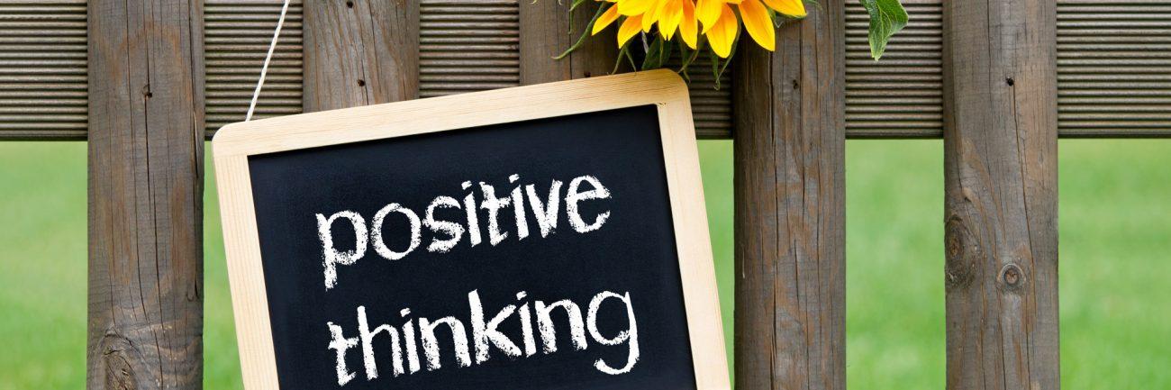 Olumlu Düşünmek